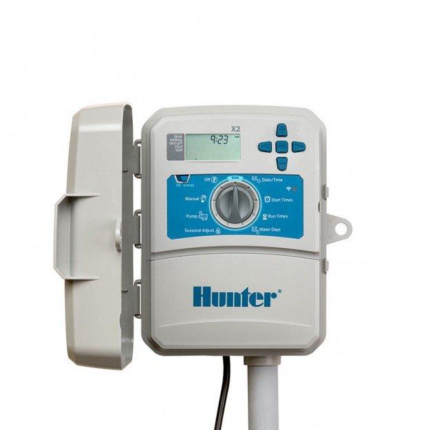 Програматор HUNTER X2 - 6 зони външен монтаж (Wi-Fi опция)