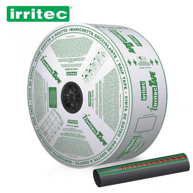 Лентов капков маркуч Irritec-Tape 8mil/15/5,3 lh/m на линеен метър
