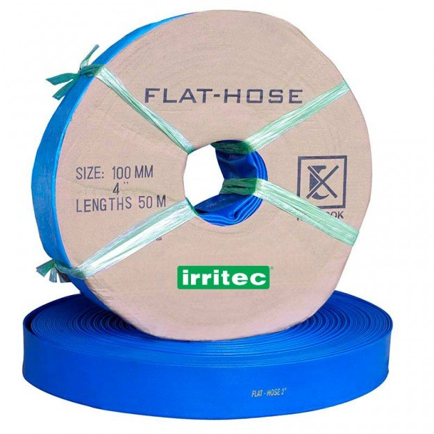 "Layflat IRRITEC 1 1/2"" 5,0 bar ролка 100m"