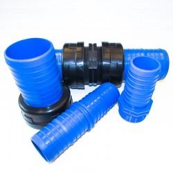 Фитинги за LAYFLAT пластмасови