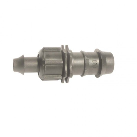 Водовземка без гумичка с контрагайка/ LDPE 16