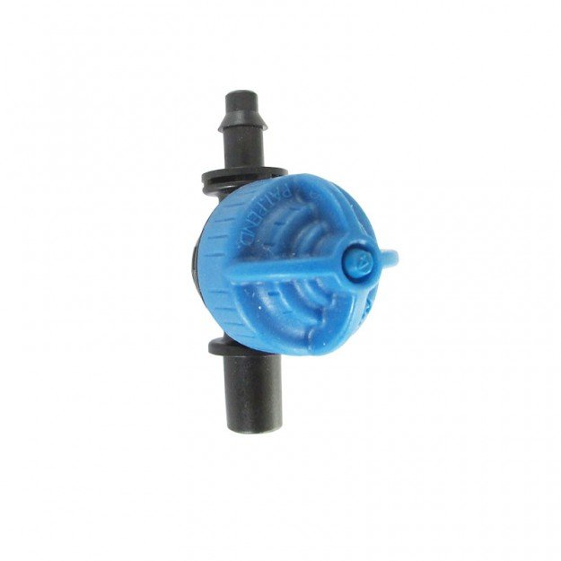 Super LPD 4/7(оребрен) синьо високо налягане (2,4 - 4 bar)