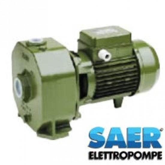 Eлектрическа помпа SAER CB40 многостъпална центробежна монофазна (Qmax=12m3/h; Hmax=41m)