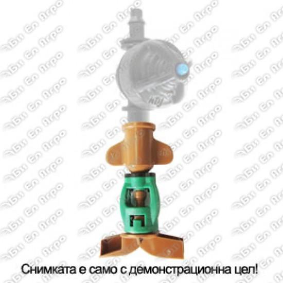 Super LPD 4/7(оребрен) зелено средно налягане (1,5 - 3 bar)