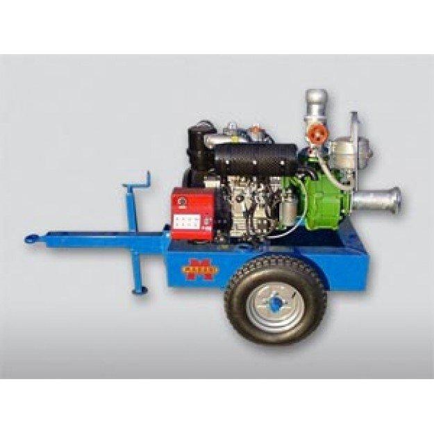 Дизелова моторна помпа за вода Marani (Qmax=144m3/h; Hmax=40m)