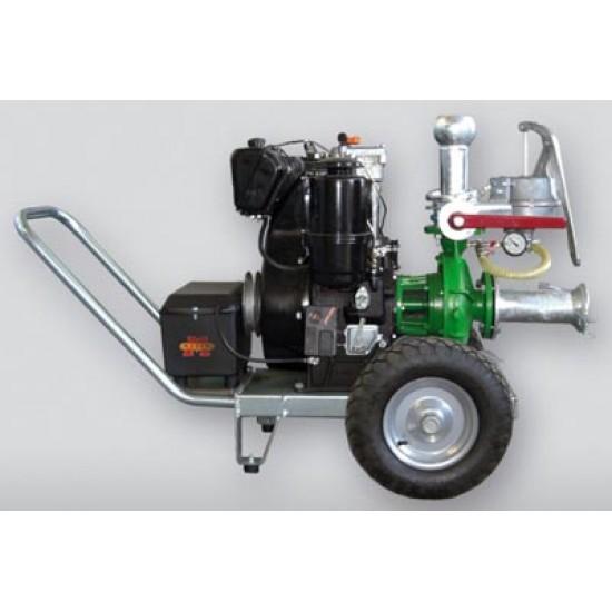 Дизелова моторна помпа за вода Marani (Qmax=18m3/h; Hmax=46m)