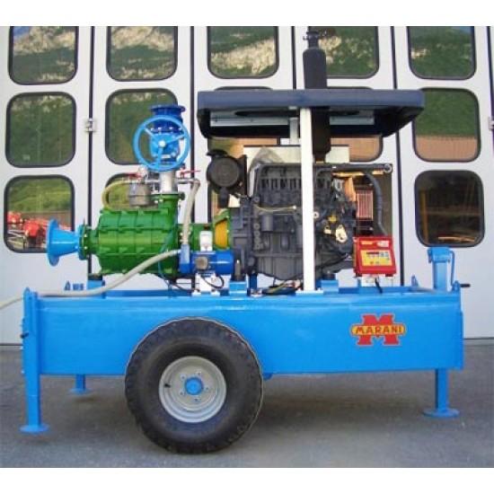 Дизелова моторна помпа за вода Marani (Qmax=195m3/h; Hmax=115m)